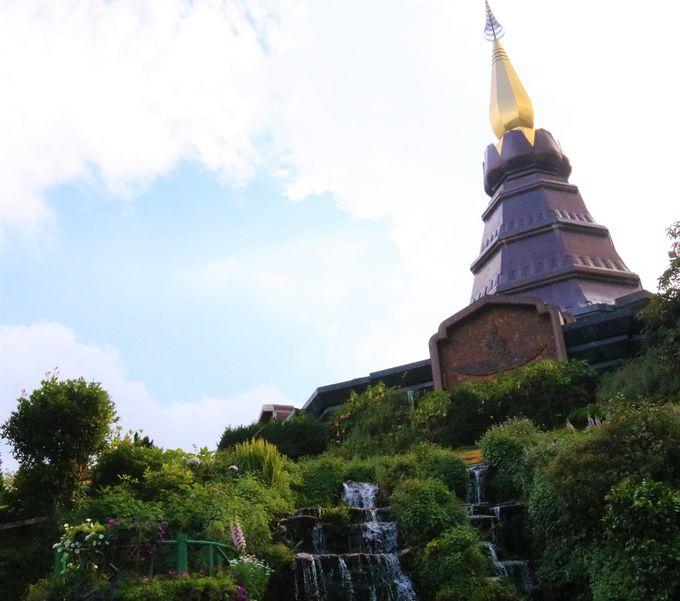 タイの屋根「ドイ・インタノン山」へのアクセス・行き方は?