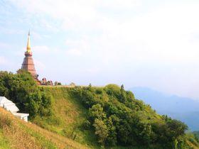チェンマイからタイ最高峰への旅!ドイ・インタノン国立公園