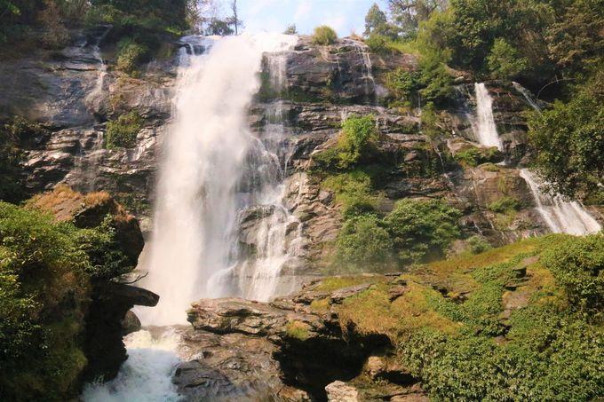 チェンマイからタイ最高峰「ドイ・インタノン山」への旅