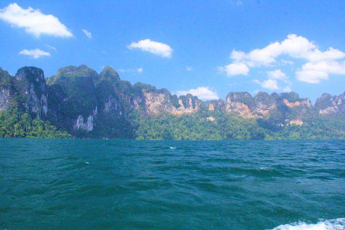 カオソックの大自然!チャオラン湖のボートツアーはおすすめ
