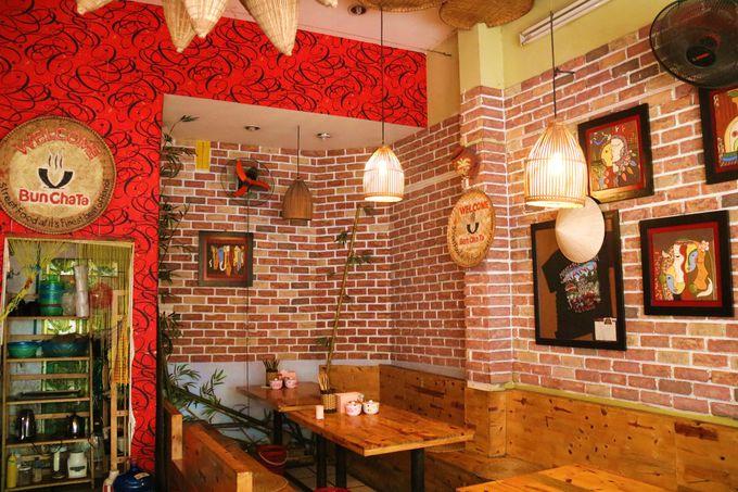 おしゃれな人気レストラン!「ブン・チャー・ター・ハノイ」