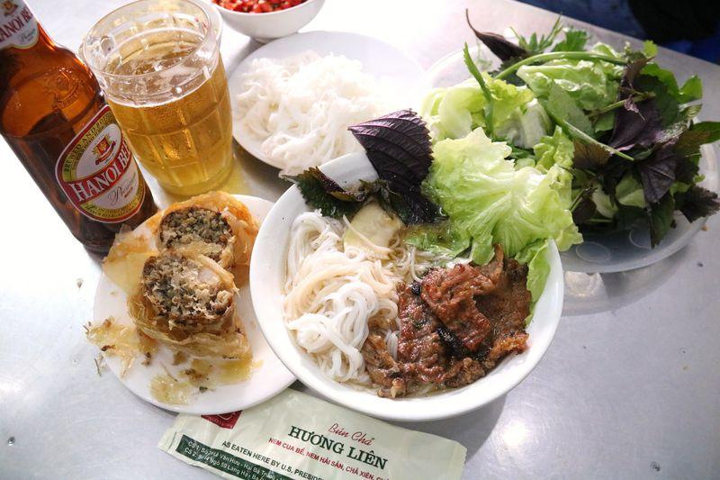 オバマも食べたベトナム料理!ハノイおすすめブンチャーの名店6選