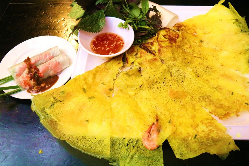 ベトナム料理が集合!ハノイの人気レストラン「クアンアンゴン」