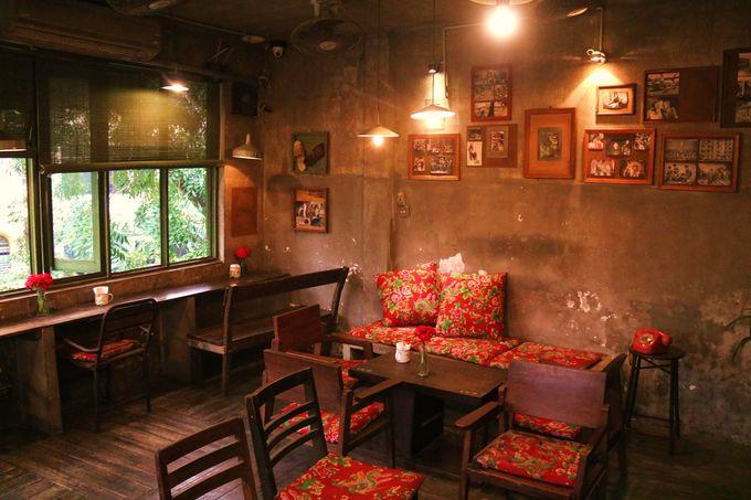 レトロでおしゃれ!ベトナムの若者に人気「コンカフェ」