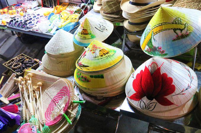 ベトナム土産がいっぱい!楽しいナイトマーケット