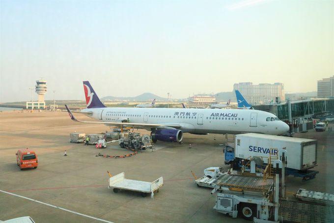 料金が安い、快適!マカオ国際空港と直結したホテル