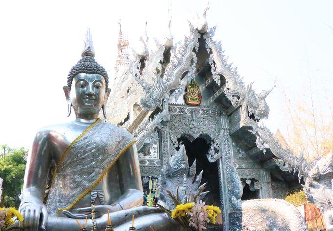 銀色の寺院、ワットシースパン