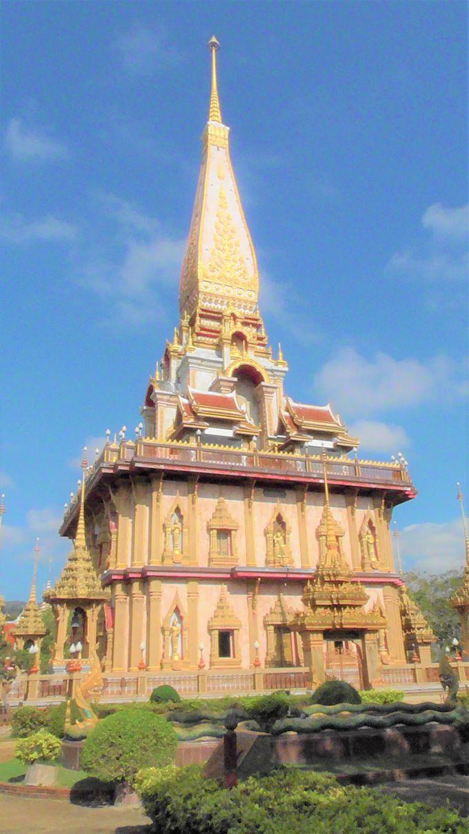 インスタ映え抜群の寺院