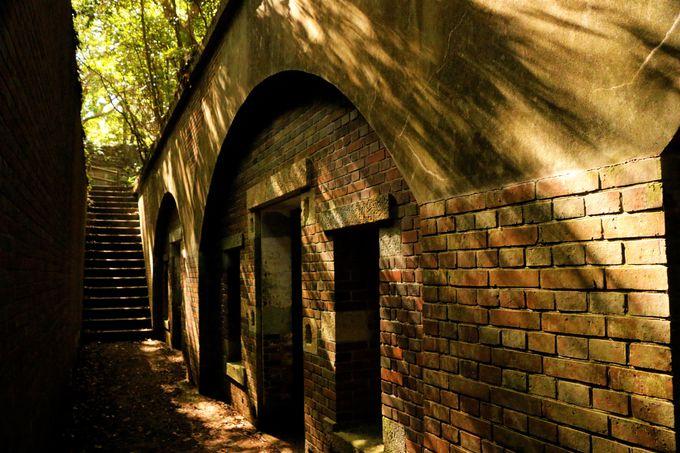 ラピュタ感漂う穴場!和歌山市加太に近い戦争遺跡「深山砲台跡」