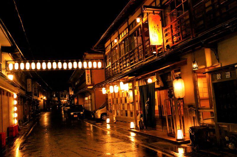 ごろごろ水と鬼の子孫の里!奈良県天川村「洞川温泉」に宿泊しよう