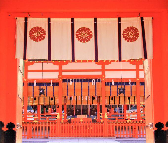 JR京都駅からアクセス抜群!伏見稲荷大社は拝観料金、駐車場も無料!