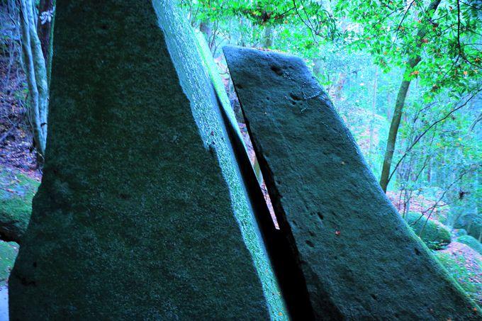 パワースポット「天乃石立神社」