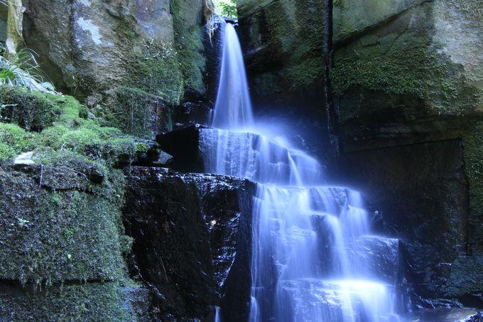穴場の観光スポット!青葉の滝