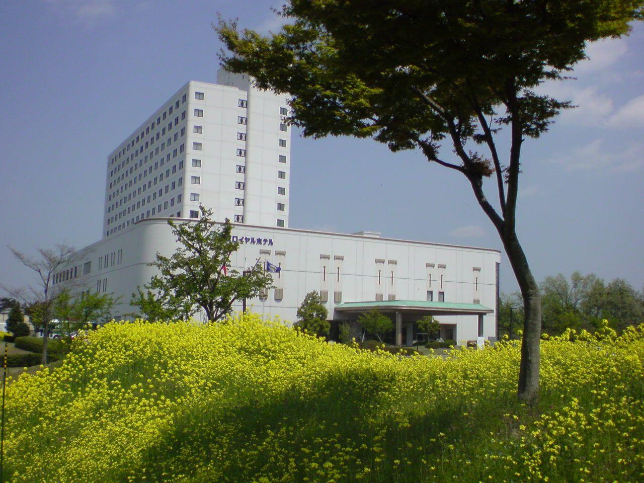 お祭りを楽しむお宿に最適!「Royal Hotel 富山砺波」