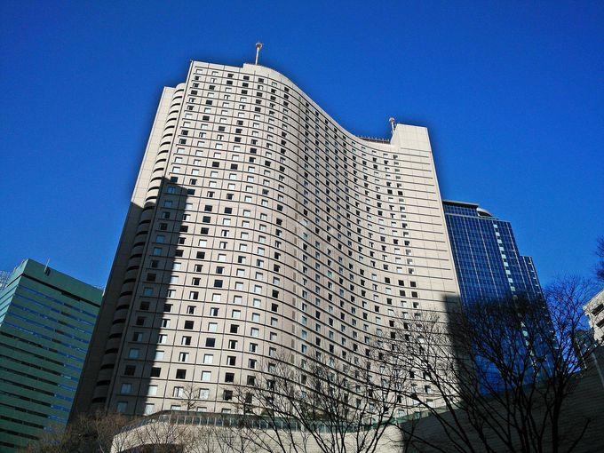 西新宿のインターナショナルホテル「ヒルトン東京」