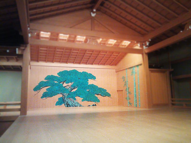 伝統芸能・能も楽しめる!渋谷「セルリアンタワー東急ホテル」