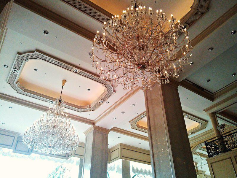 早稲田の杜に佇むヨーロッパ調ホテル「リーガロイヤルホテル東京」