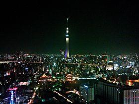 東京スカイツリー(R)が見えるホテルおすすめ10選