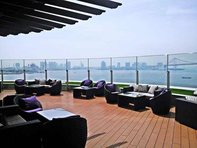 「ホテルインターコンチネンタル東京ベイ」美食と景色を楽しむステイ