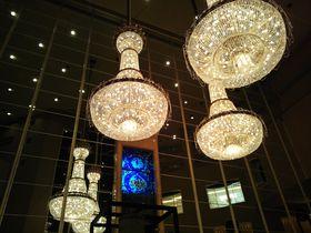 「ハイアットリージェンシー東京」ミシュランの星とスワロフスキーの輝くホテル