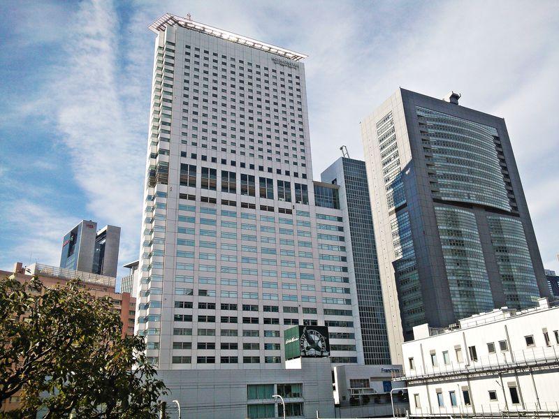新宿駅&バスタ新宿近し!「小田急ホテルセンチュリーサザンタワー」