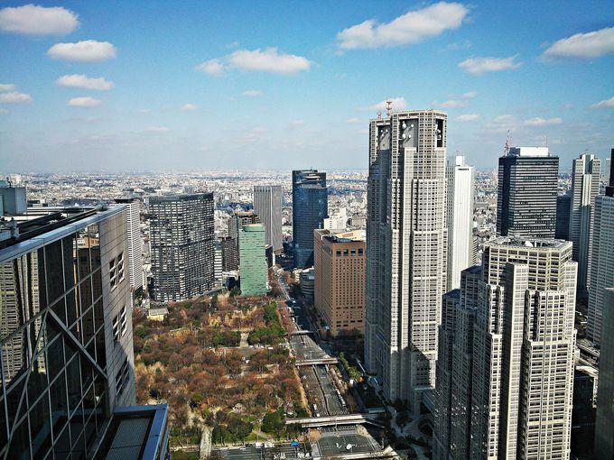 スタイリッシュな夜景や景色広がる「パークハイアット東京」
