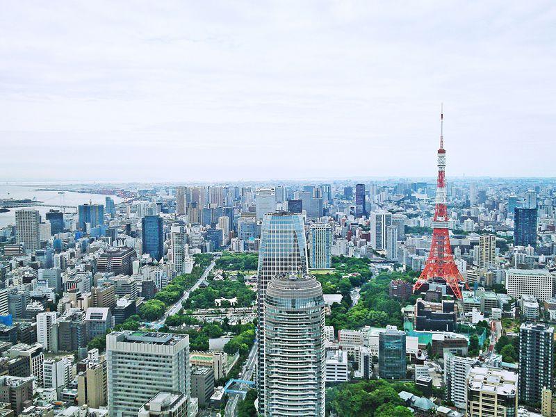 客室からの圧倒的景色をひとりじめ!東京絶景ホテル5選
