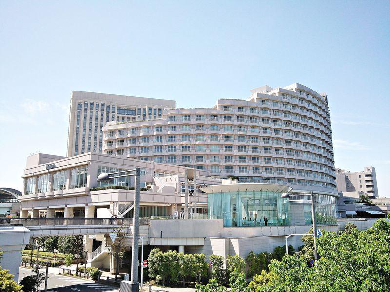 潮風を肌で感じるお台場の海沿いホテル「ヒルトン東京お台場」