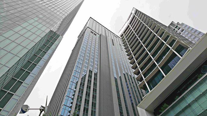 東京駅八重洲北口より2分で到着する至高のホテル