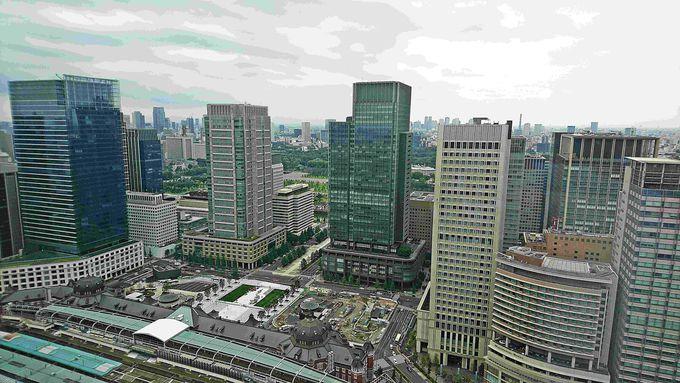 1.シャングリ・ラ ホテル 東京