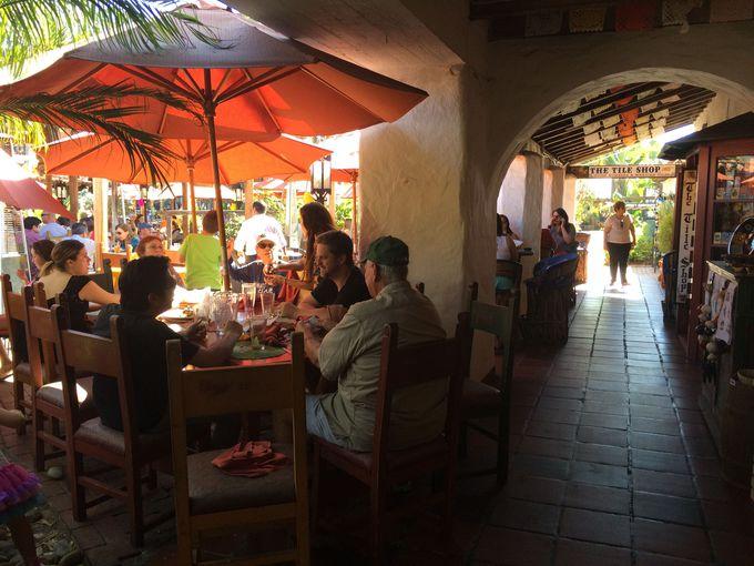 本格的なメキシカン料理店を治安の良いサンディエゴで堪能!