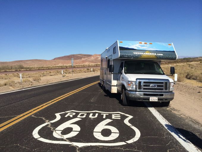 ROUTE66の走り方