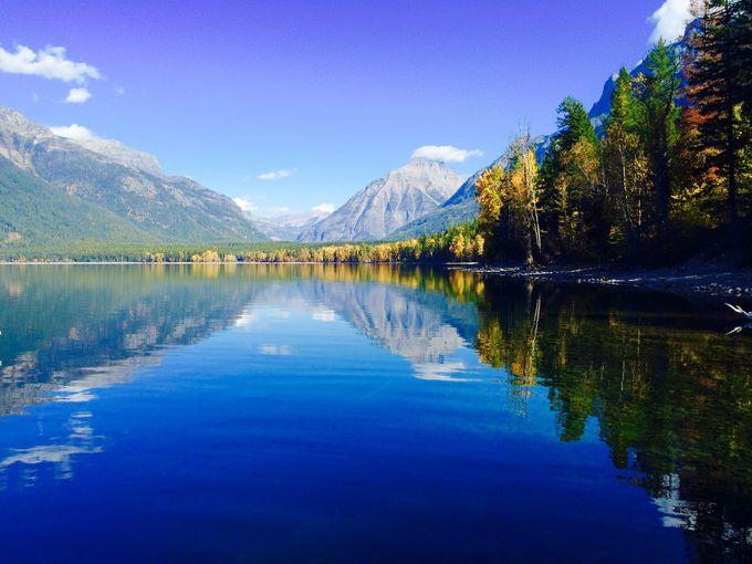 楽しく遊べる湖「マクドナルド・レイク」