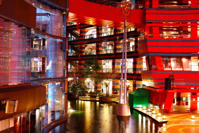 福岡観光の人気スポット『キャナルシティ博多』に隣接する素晴らしいロケーション!