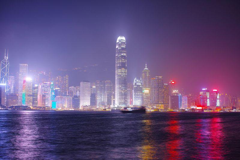 絶景!100万ドルの夜景を『グランドハイアット香港』で満喫する