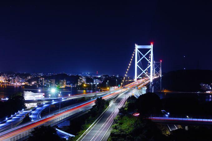 1.「関門海峡」九州最北端を行く