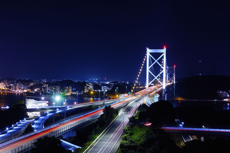 全国屈指の多彩さ!北九州の夜景に迫るお薦めスポット5選