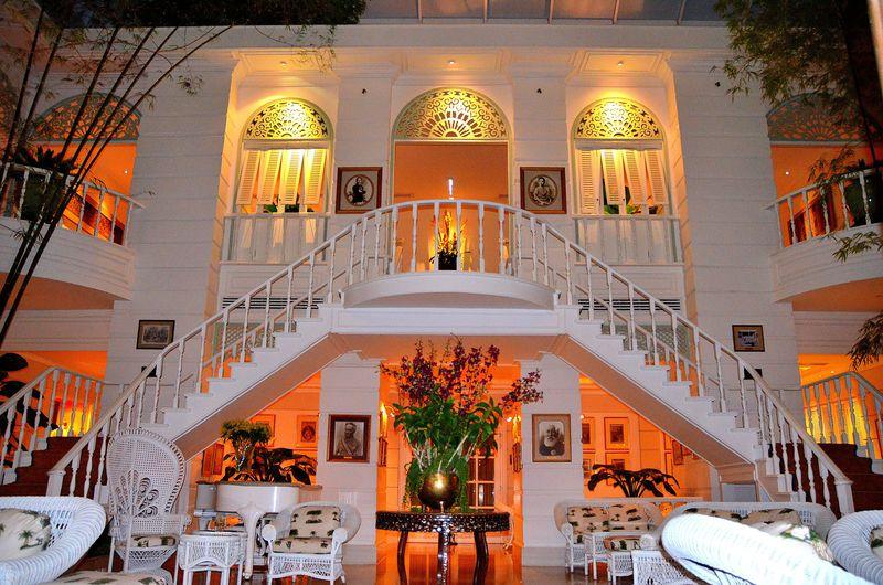 世界屈指の名門ホテル!マンダリン・オリエンタル・バンコク