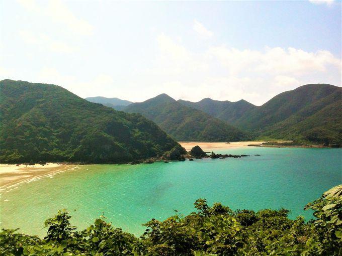 日本一美しいといわれる、高浜ビーチへ