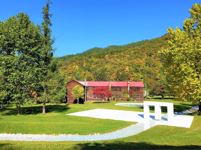北海道「アルテピアッツァ美唄」はいつまでも残したい天国のような芸術広場