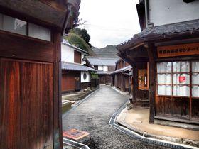 広島県呉市「御手洗」は懐かしい故郷のような町並み
