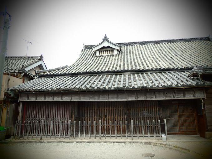 日本最古の民家、栗山家住宅