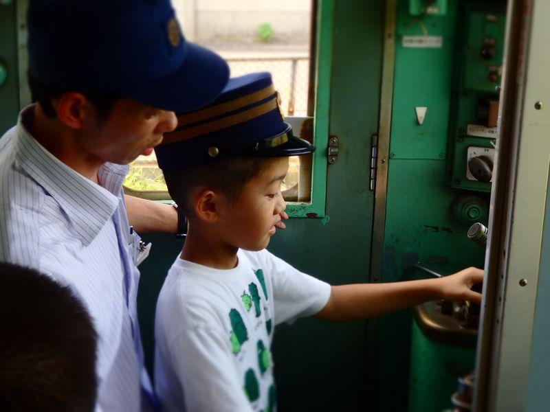 ホンモノの電車を運転!銚子電鉄のお仕事体験に挑戦しよう!