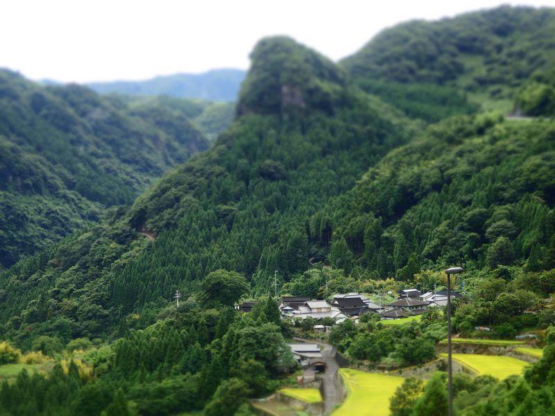 大分・宇佐のマチュピチュは日本の隠れた空中都市?