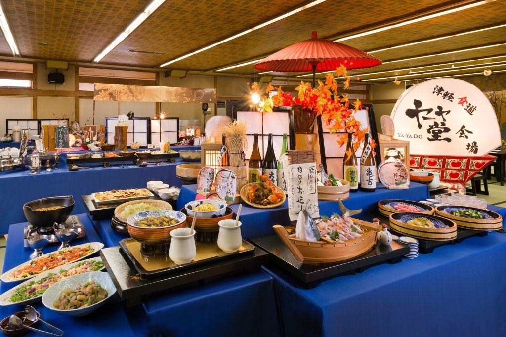 りんごや青森の旬の食材を活かした、ホテルアップルランドこだわりの料理