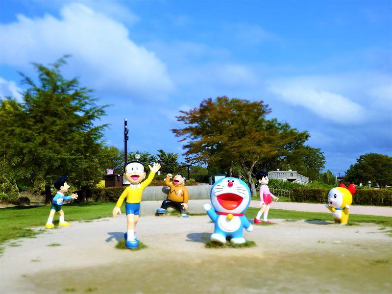 富山・高岡周辺観光スポット10選 ドラえもんがいっぱい日本遺産の街
