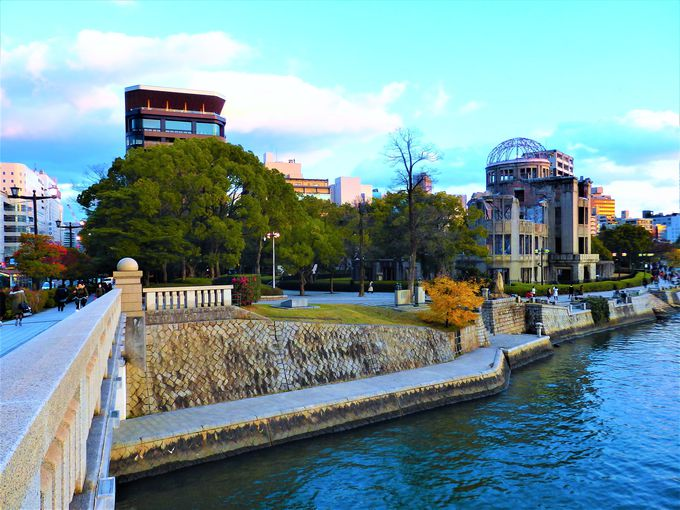 「おりづるタワー」は世界遺産・広島の新たなランドマーク