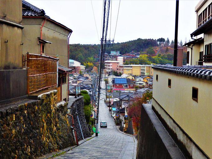 鯨ヶ丘と太田七坂