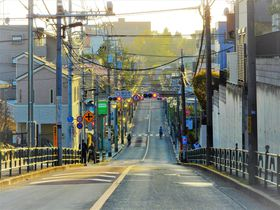 国立「たまらん坂/多摩蘭坂」で忌野清志郎さんの聖地散歩