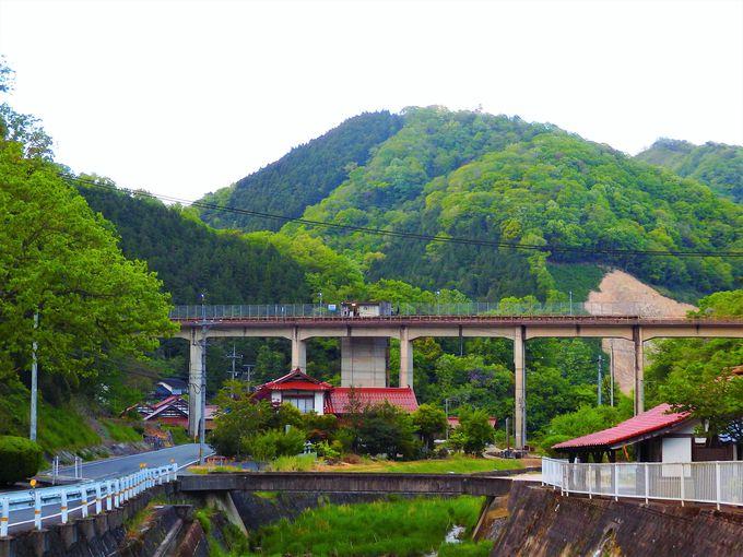 別名「天空の駅」、宇都井駅誕生の由来